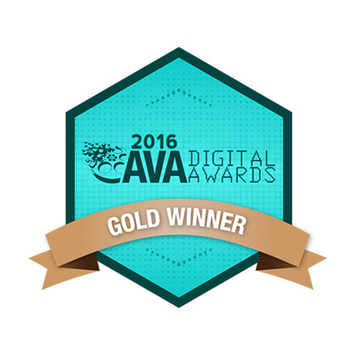 AVA Gold Award Recognition