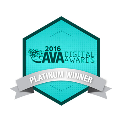 AVA Platinum Award Recognition