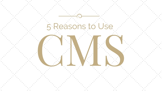 Benefits of CMS in Internet Marketing