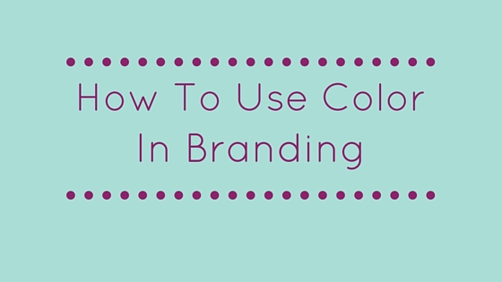 Color Branding in Web Design