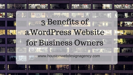 reasons to choose wordpress for your cms