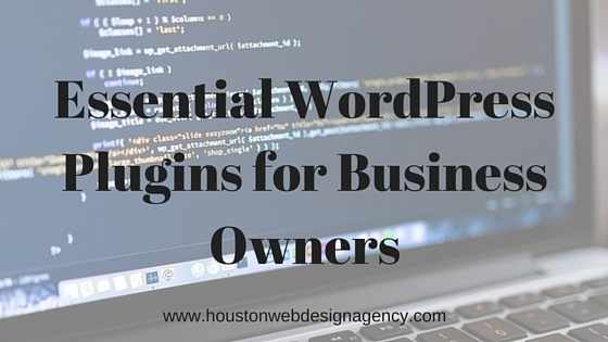 essential wordpress plugins for business owners