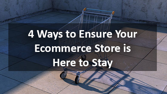 4 Ways to Ensure Your Ecommerce Store is Here to Stay - TheeHouston Agency, Houston, TX