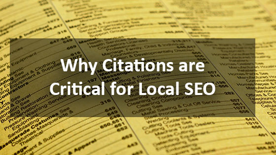 Why Citations are Critical for Local SEO - Houston Web Design Agency